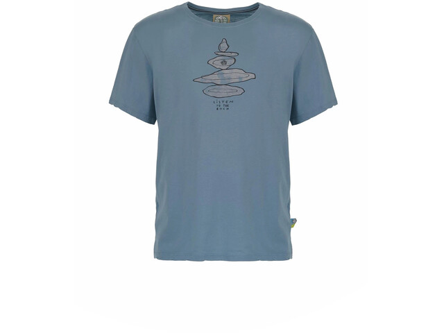 E9 Equilibrium T-shirt Heren, dust